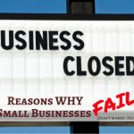The Most Likely Reasons Why Small Businesses Fail In Bozeman, MT